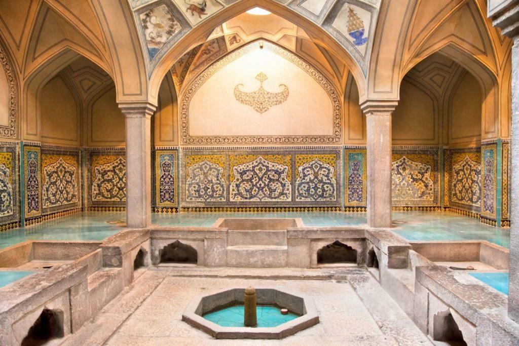 турецкая баня хаммам