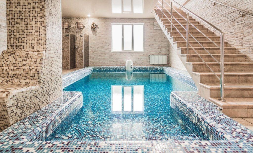 бассейн в турецкой бане хаммам