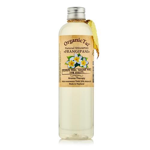 Состав Натурального шампуня для волос от Organic Tai Франжипани
