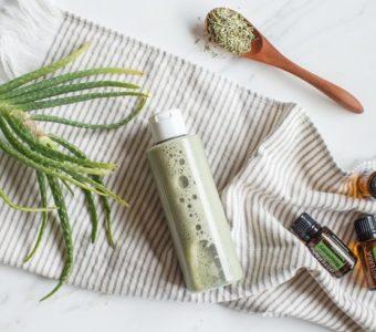 Как сделать натуральный шампунь — базовый рецепт