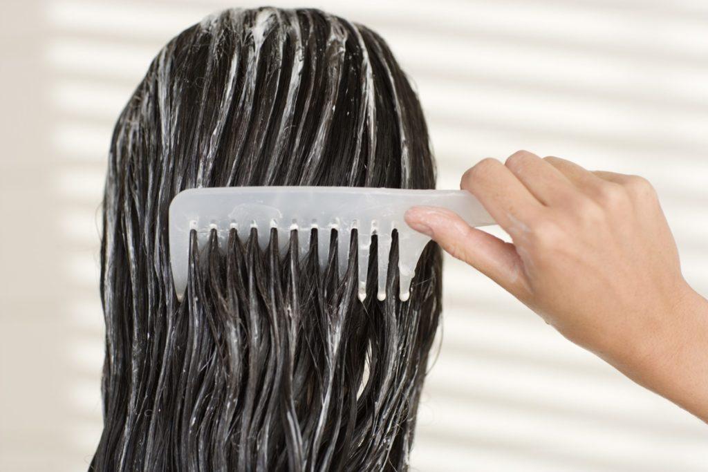 как применять бальзам дял волос
