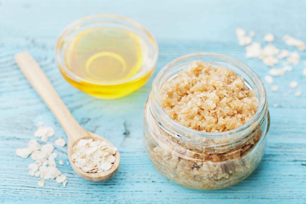 рецепт солевого скраба для тела