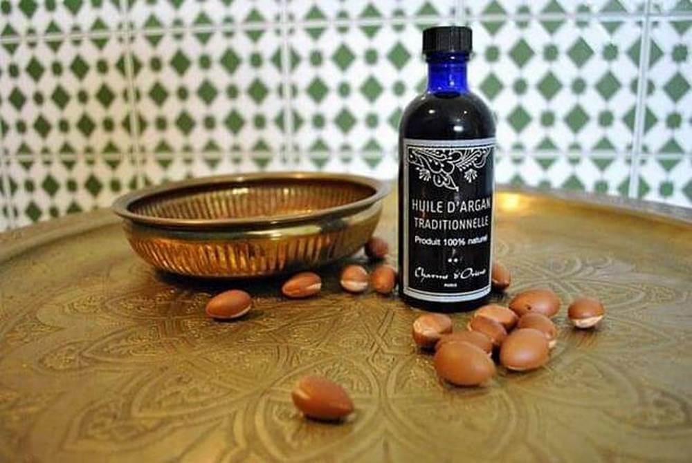 Рецепты с аргановым маслом
