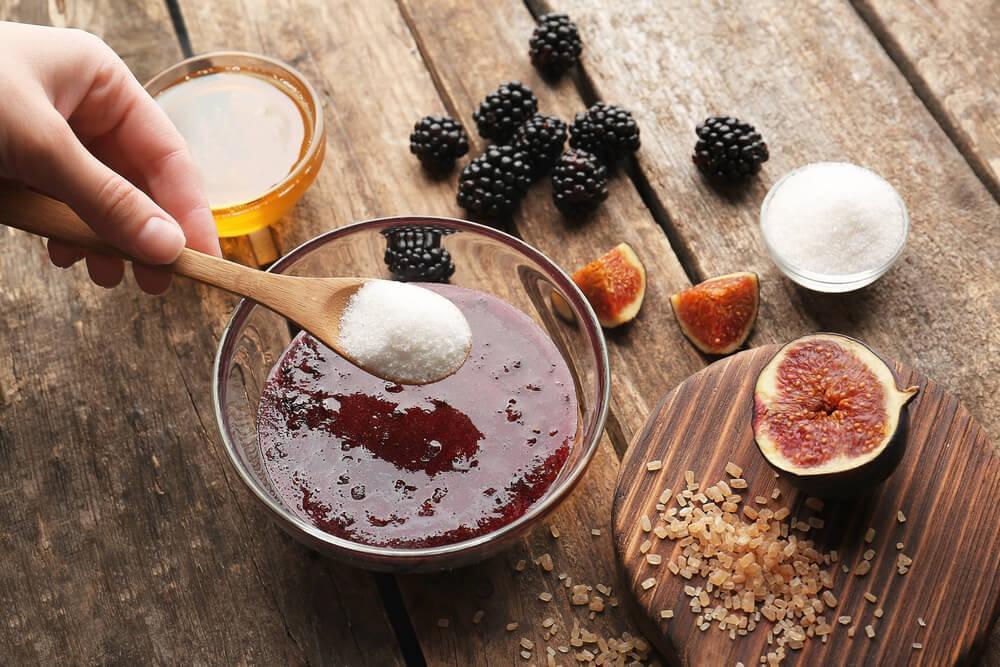 сахарный скраб для тела своими руками в домашних условиях