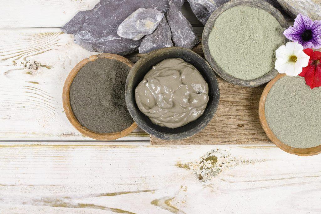 Рецепты средств с глиной гассул для волос, лица и тела