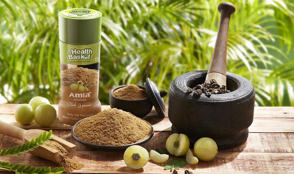 Порошок амлы – применение для волос и лица, рецепты