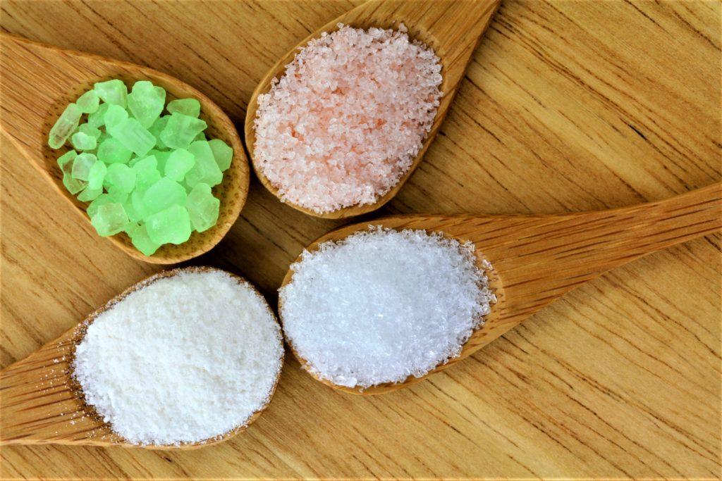 Какую соль выбрать для скраба