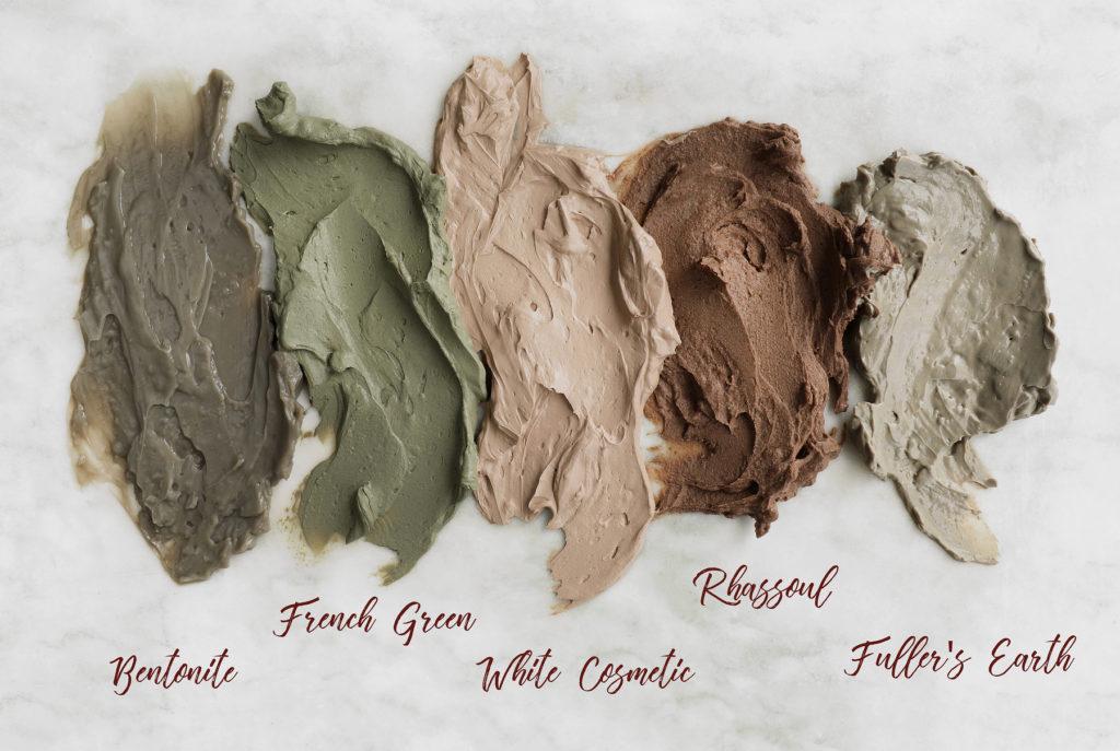 какую глину выбрать для масок для лица