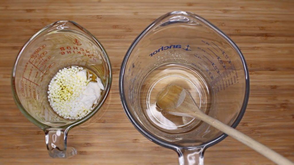 Инструменты и оборудование для приготовления крема для лица
