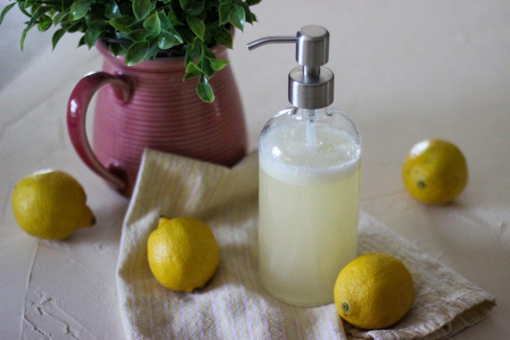 ингредиенты Для очищающих гелей для лица и рук