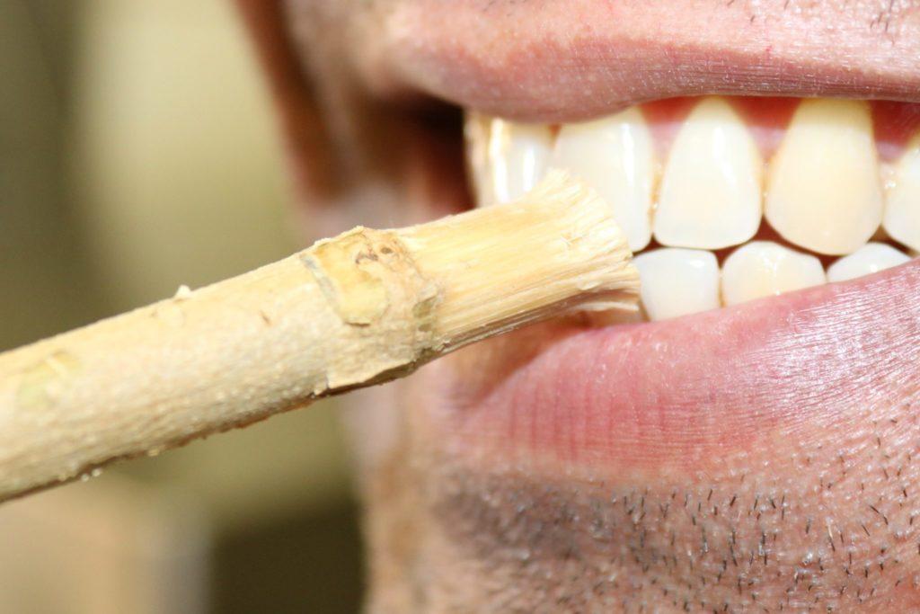 Как правильно использовать мисвак (сивак) для чистки зубов