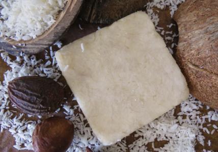 Твердый шампунь с кокосовым маслом