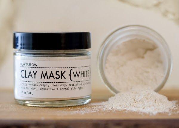 Рекомендации по использованию белой глины